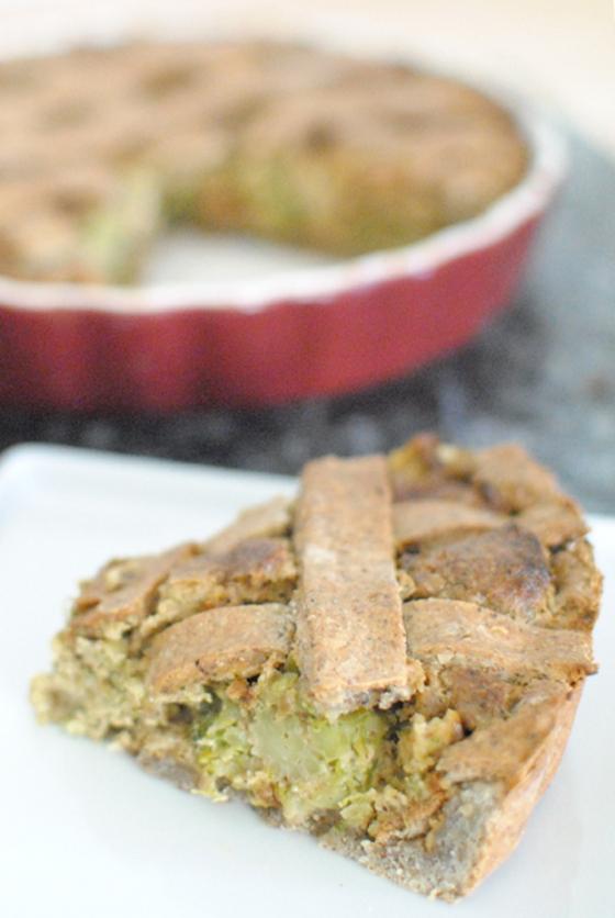 torta broccolo 1