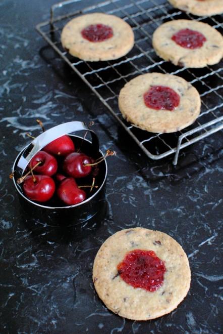 biscotti ciliegia 1