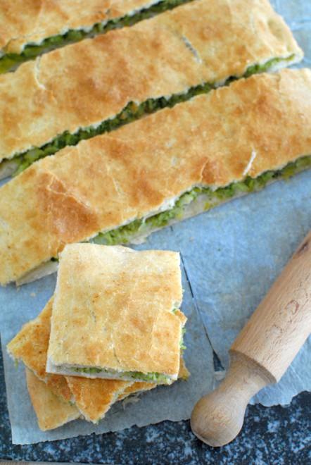 focaccia broccoli 2