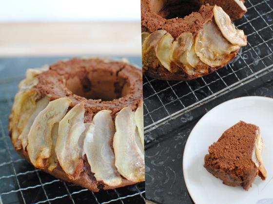 torta cioccolato cannella doppia