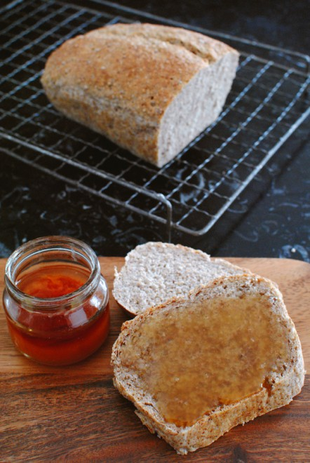 Valais rye bread, pane segale vallesana 1