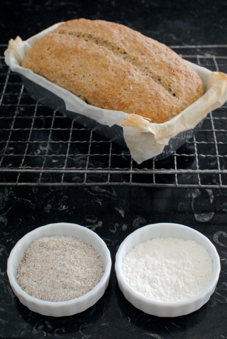 Valais rye bread, pane segale vallesana 2