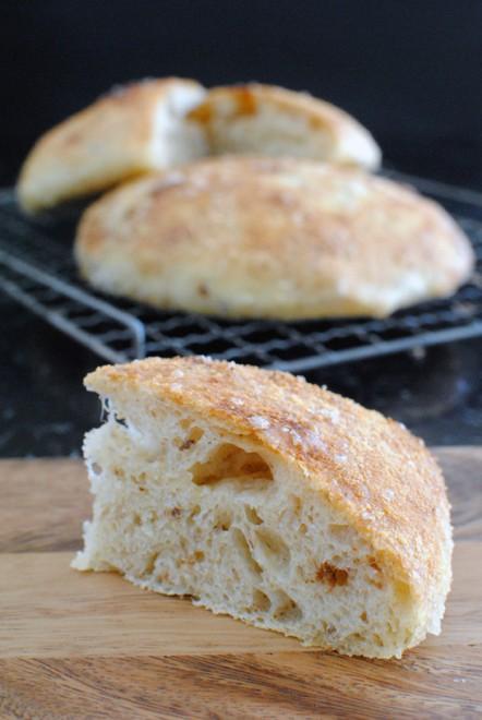 stale bread focaccia - focaccia pane raffermo 1