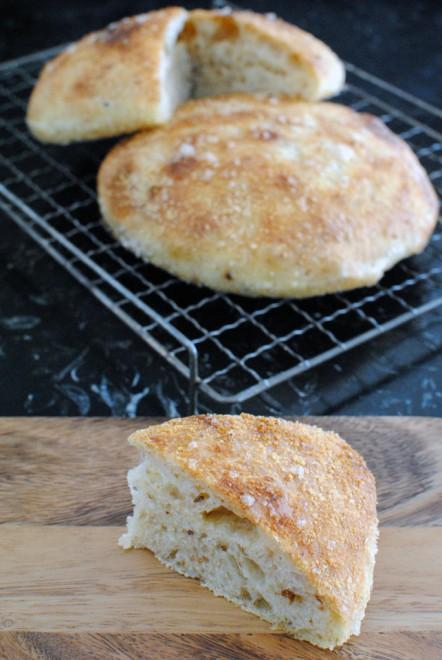 stale bread focaccia - focaccia pane raffermo 2