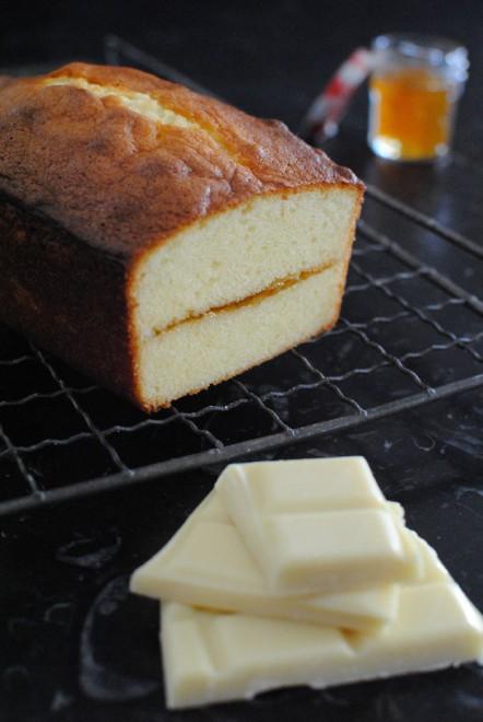 White Chocolate Sachertorte or Gio's cake - Torta Sacher al cioccolato bianco o anche detta torta della Gio' 1