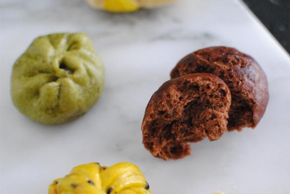 baozi dolci : sweet baozi 1