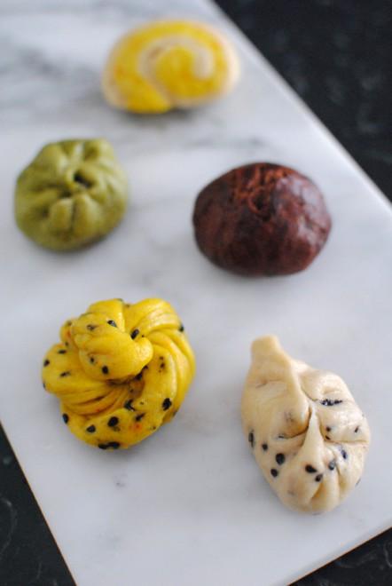 baozi dolci - sweet baozi 2