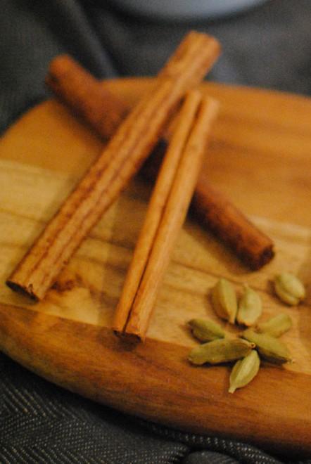 kanelbullar ingredients