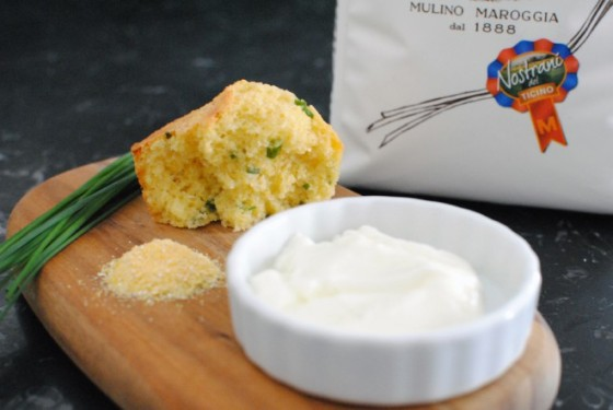 muffin polenta 1