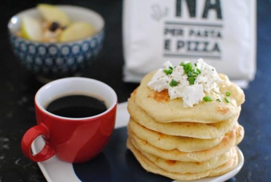 pancakes farina pasta e pizza 1