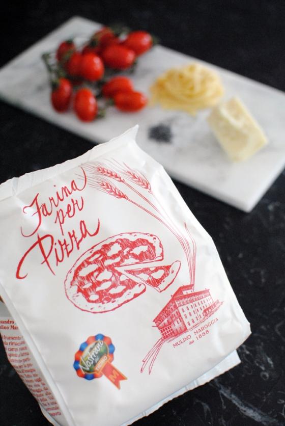 Maroggia's Mill Cookbook- Pecorino flavoured Tagliatelle - Il Ricettario del Mulino di Maroggia- Tagliatelle al pecorino 2