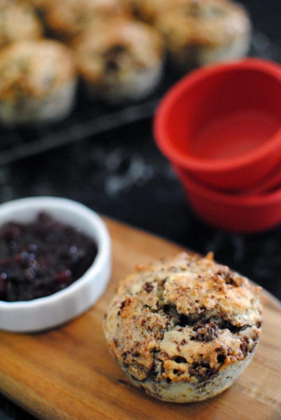 Leftover Cake Muffins 2